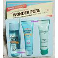 (พร้อมส่่ง) Etude Wonder pore after sun special set